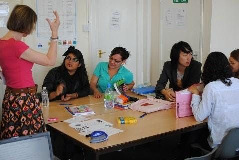 Community Learning - ESOL - Skills for Life - Beeston Library
