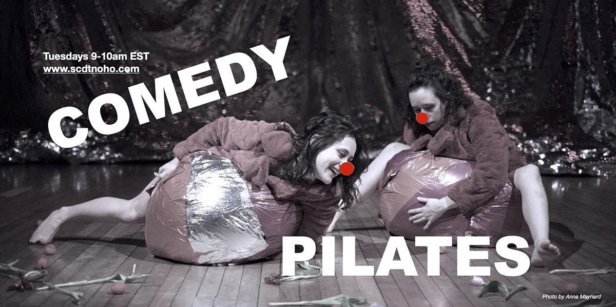 Comedy Pilates | Online Event | AllEvents.in