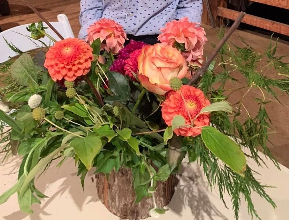 Making History Series: Build-Your-Own Seasonal Bouquet, 22 September | Event in Hartford | AllEvents.in
