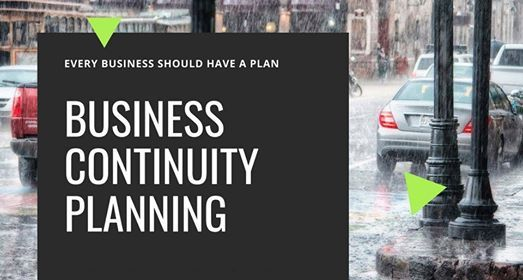 Business Continuity Planning Nelson September 25 & 26