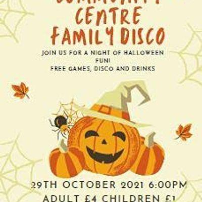 Halloween Family Disco