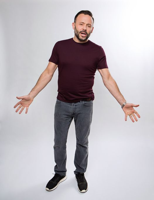 Geoff Norcott: I Blame The Parents, 22 September | Event in Peterborough | AllEvents.in
