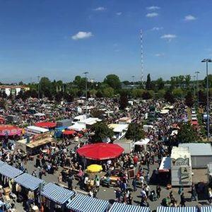Flohmarkt bei famila in Kiel Meimersdorf
