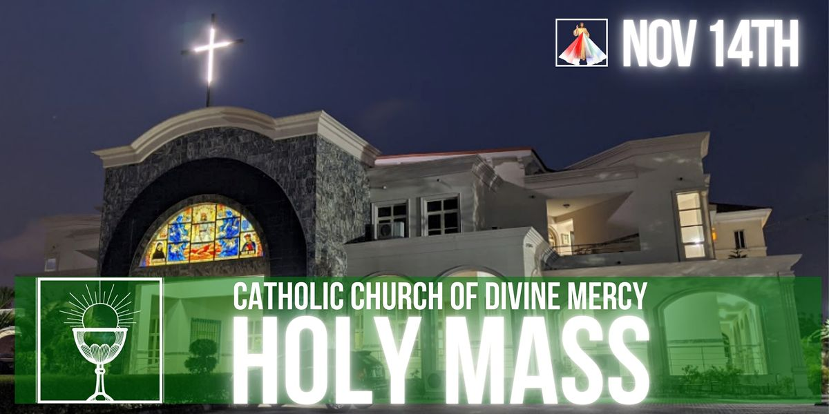 CCDM Sunday Mass Registration   Event in Lagos   AllEvents.in