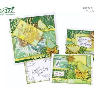 2H2242c Hello Sunshine Cards