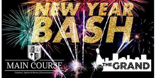 New Years Eve Bash! at The GRAND, Columbia