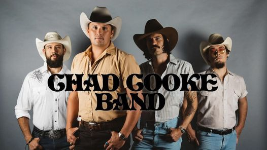 Chad Cooke Band at The Roundup, 16 July   Event in Boerne   AllEvents.in