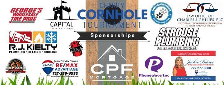 Charity Cornhole Tournament at Kickin Wingz, Hudson