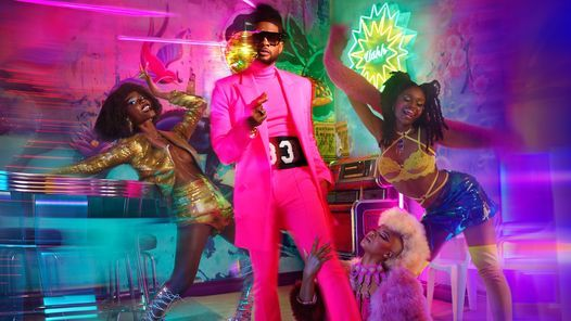 Usher - The Vegas Residency, 16 July   Event in Las Vegas   AllEvents.in