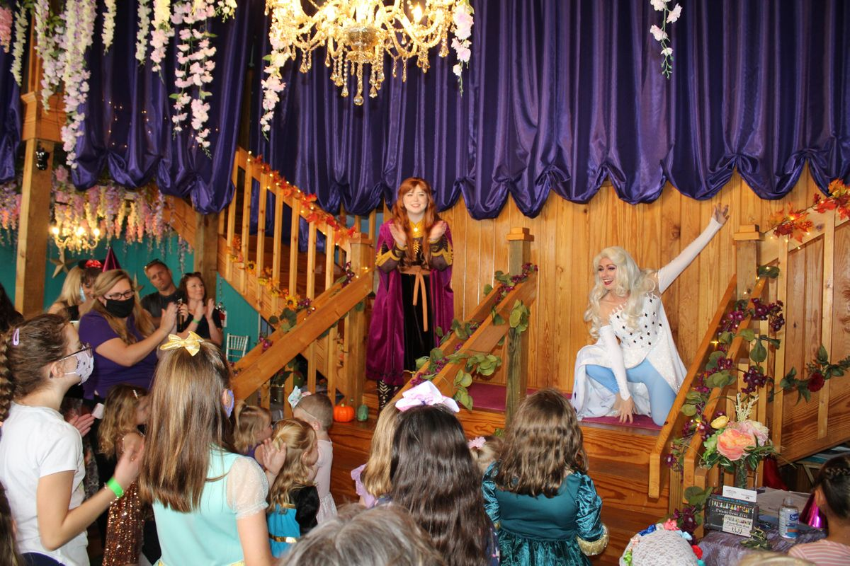 Fairytale Treats with the Frozen Sisters -A Unique Tea Party Experience, 19 December | Event in Lakeland | AllEvents.in
