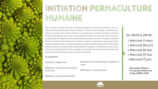 Initiation Permaculture Humaine Lyon _ Ostara 2020