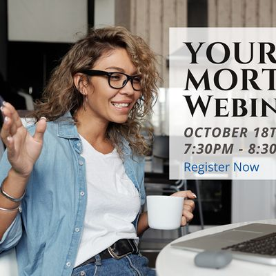 HOME BUYERS WEBINAR - HOW TO GET APPROVE FOR A MORTGAGE IN TODAYS WORLD