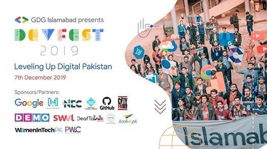 GDG Flagship Event DevFest 2019
