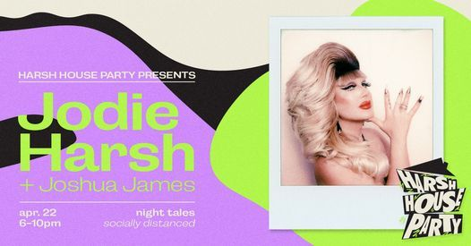 Night Tales x Harsh House Party: Jodie Harsh, 22 April | Event in London | AllEvents.in