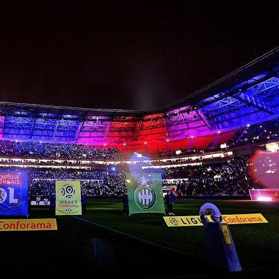 Olympique Lyonnais v Montpellier Herault SC - VIP Hospitality Tickets