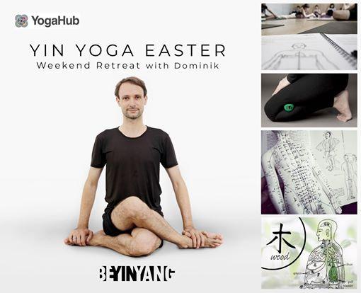 Yin Yoga Easter Weekend Retreat with Dominik