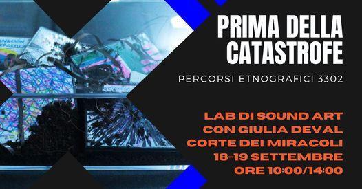 Prima della catastrofe - Percorsi etnografici 3302, 18 September | Event in Assago | AllEvents.in