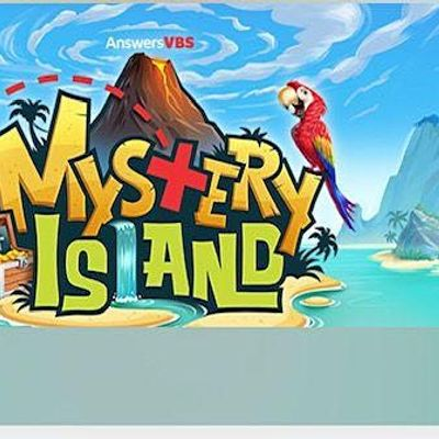 Vacation Bible School - Mystery Island 2021