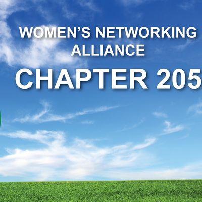 Womens Networking Alliance Ch. 205 Meeting (Phoenix AZ)