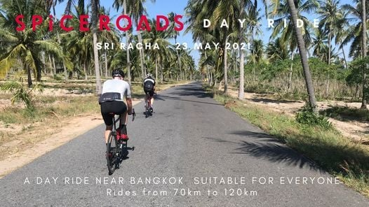 SRI RACHA DAY RIDE - Sunday 23 May 2021, 23 May   Event in Chon Buri   AllEvents.in