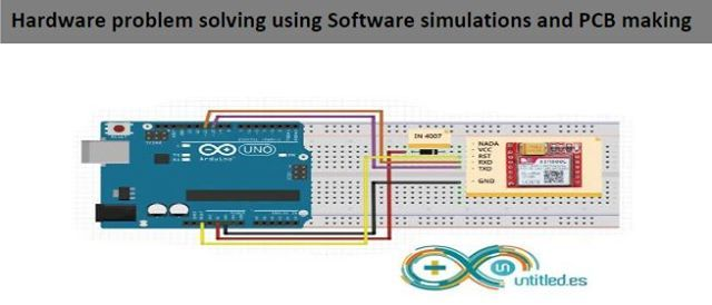 Hardware Problem Solving Using Software Simulations & PCB