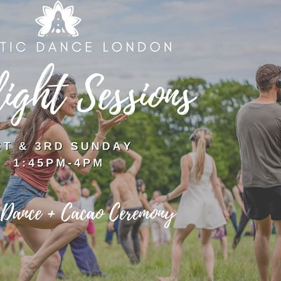 DAYLIGHT SESSIONS with Ecstatic Dance London - Outdoor Silent Disco & Cacao