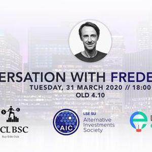 Conversation with Frederic Court Venture Capitalist