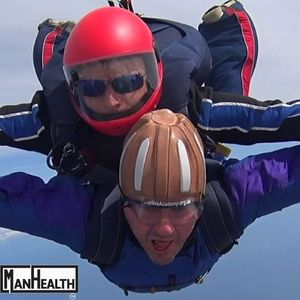 15000ft Skydive