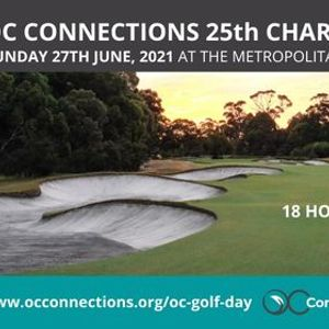 OC Connections 25th Charity Golf Day
