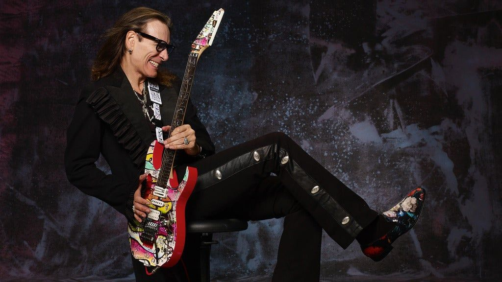 Steve Vai: Inviolate Tour, 29 January | Event in Riverside | AllEvents.in