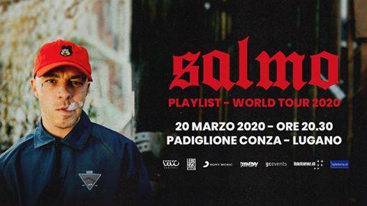 SALMO - Lugano - 20.03.2020
