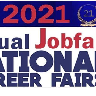 SACRAMENTO VIRTUAL CAREER FAIR AND JOB FAIR- June 3 2021