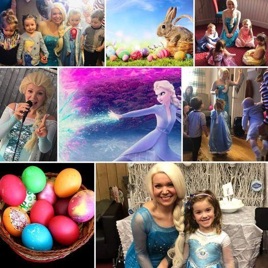 Elsa's Easter Egg-stravaganz (Dinner), 6 April | Event in Chorley | AllEvents.in
