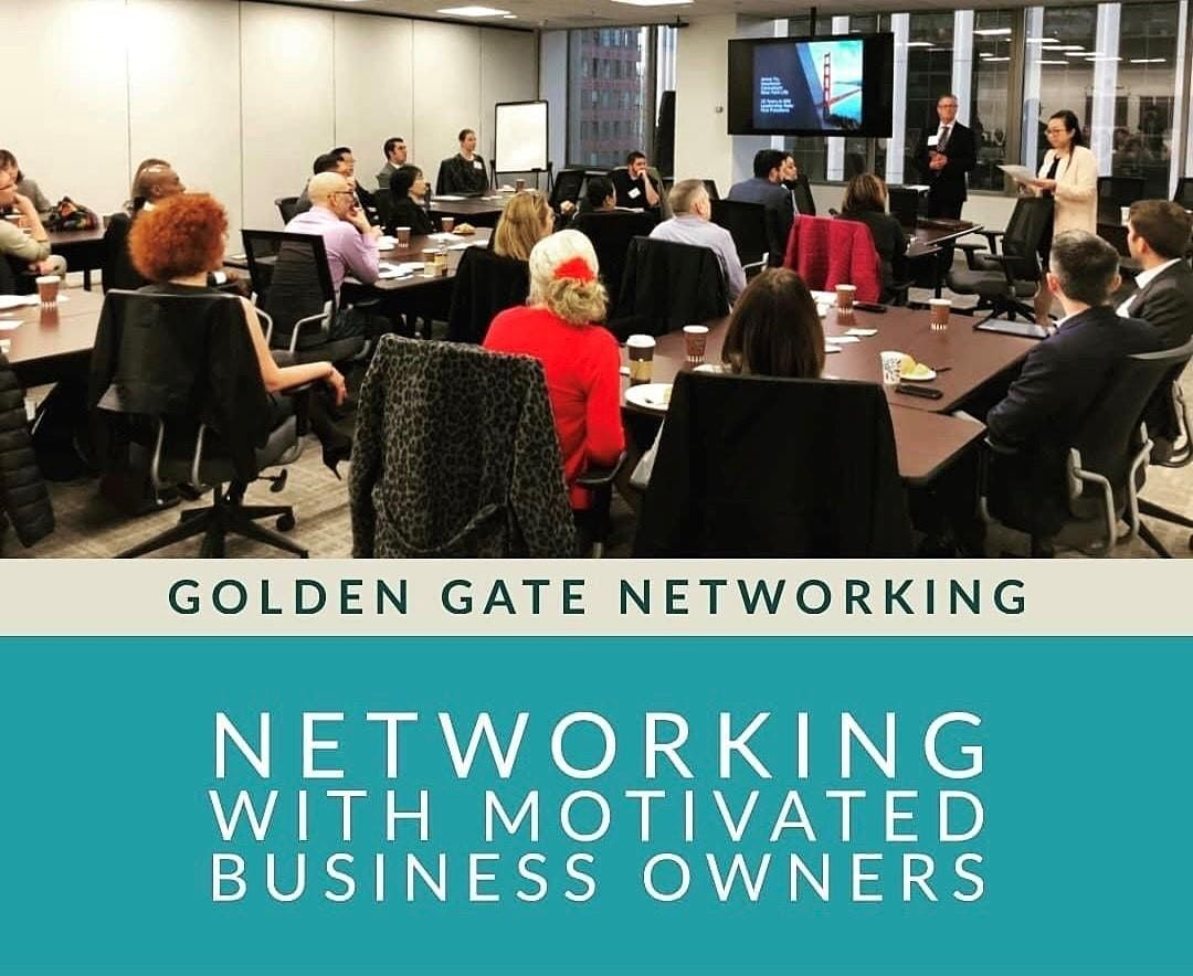Virtual Networking: Golden Gate Networking BNI | Online Event | AllEvents.in