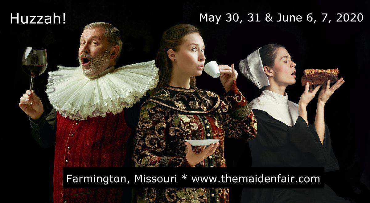 Renaissance Festival 2020 Houston.Maiden Faire Renaissance Festival 2020 At Beal Farm Farmington