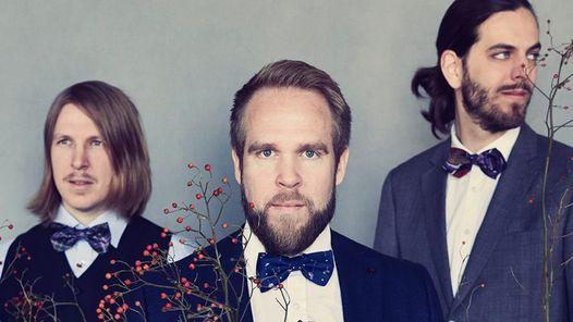 Emil Brandqvist Trio Nachholtermin