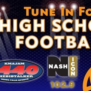 High School Football - Washburn Rural  Seaman