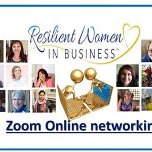 Vancouver Island BC - Resilient Women In Business Networking (Zoom)