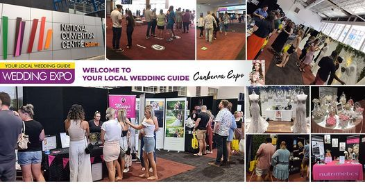 Your Local Wedding Guide Canberra Expo - 6th February 2022, 6 February | Event in Canberra | AllEvents.in