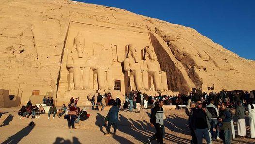 OCT 2020 Abu Simbel Sunrise Festival