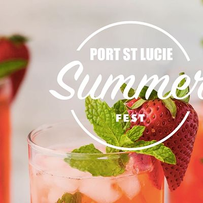 Port St Lucie Summer Wine Beer & Spirits Fest