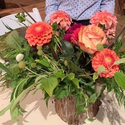 Making History Series Build-Your-Own Seasonal Bouquet