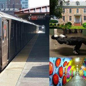The Virtual NYC Subway Adventure Series The 1 Train Webinar