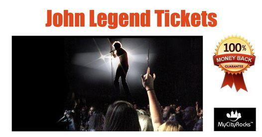 John Legend Tickets Vienna VA Wolf Trap 8/20, 20 August | Event in Vienna | AllEvents.in