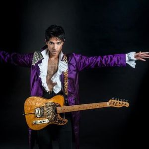 Mark Anthony as Prince Live at Broadway Barking