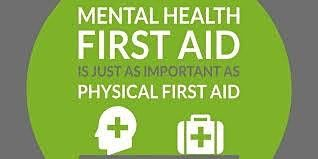 Online Adult Mental Health First Aid (MHFA): Full Certification, 21 March | Online Event | AllEvents.in