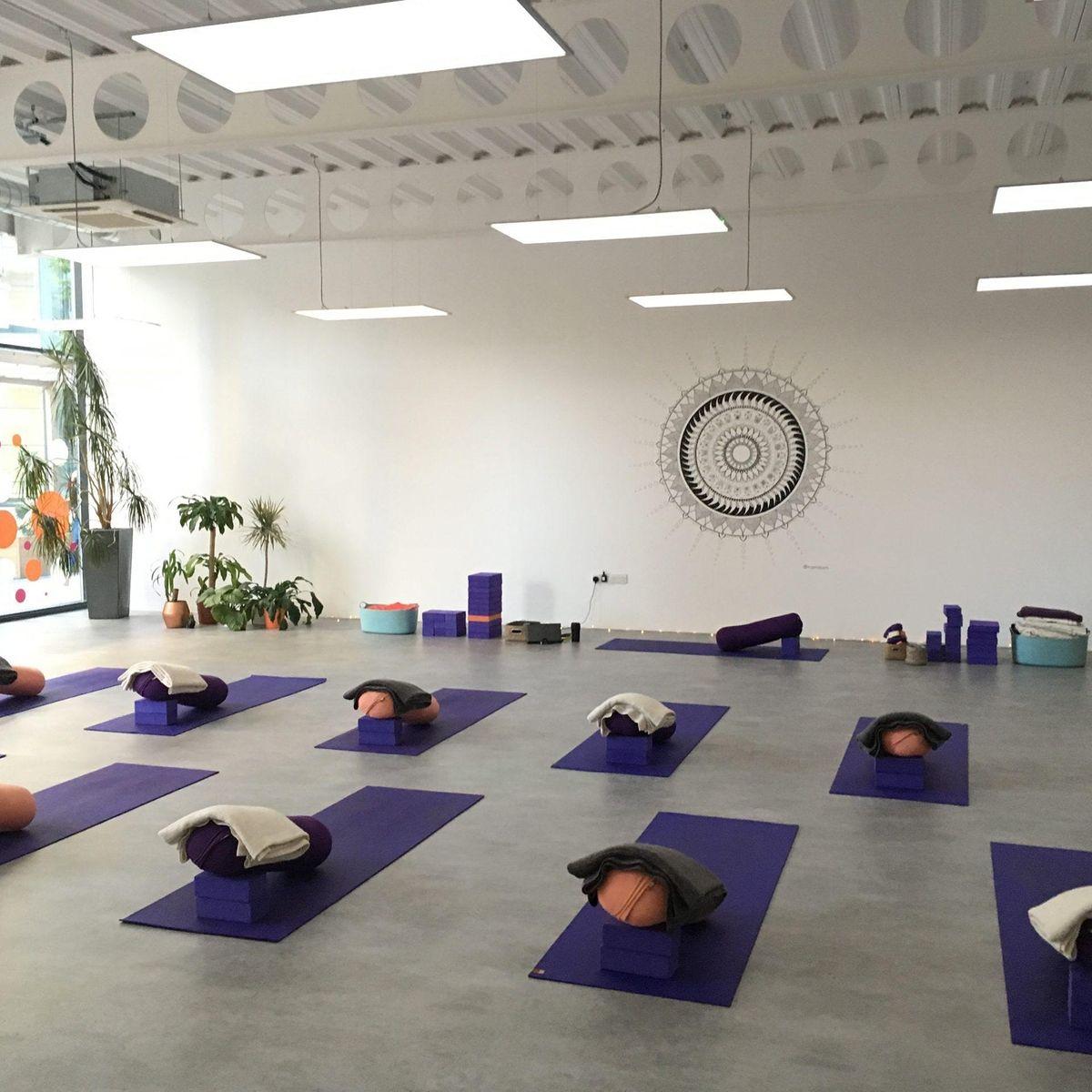 Yin Yoga Teacher Training, November 2021, 6 November   Event in Leeds   AllEvents.in