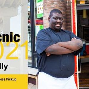 COMMUNAL PICNIC Jamaica  Avery Billy