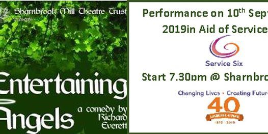 Entertaining Angels - A Fundraising Performance
