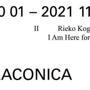 Rieko Koga   I AM HERE FOR YOU